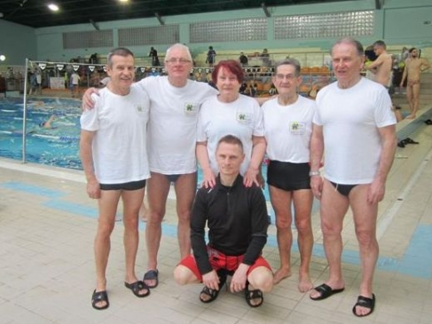 Rydułtowscy pływacy rozpoczęli nowy sezon !