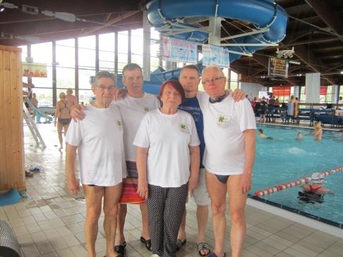 Sukcesy naszych pływaków w zawodach w Bielawie