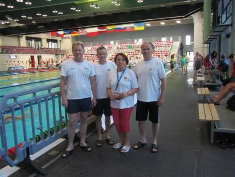 Rydułtowscy pływacy Mistrzami Polski