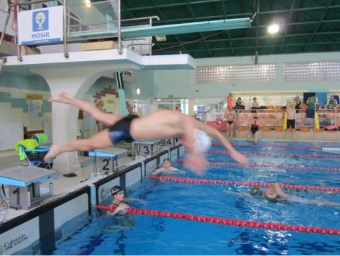 Rydułtowscy pływacy rozpoczęli nowy sezon