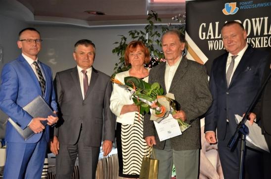 Nagrody Starosty Powiatu Wodzisławskiego dla Rydułtowików
