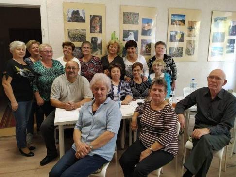 Warsztaty zdrowia dla seniorów