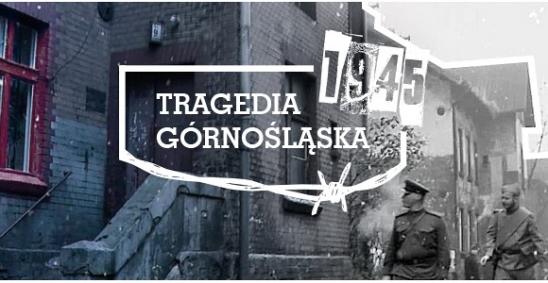 MIASTO RYDUŁTOWY UCZCI DZIEŃ PAMIĘCI O TRAGEDII GÓRNOŚLĄSKIEJ 1945 ROKU