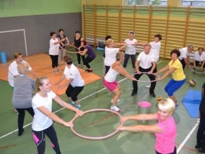Zmiana godzin zajęć z aerobiku
