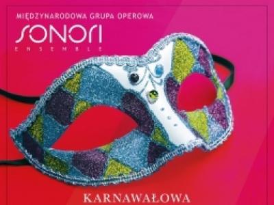 Karnawałowa Gala Operowo-Operetkowa w Rydułtowach