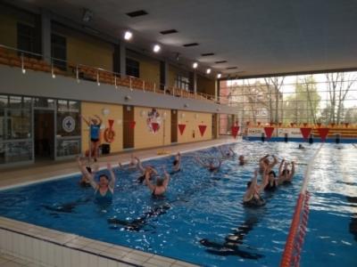 Zajęcia basenowe rozpoczęte :-)