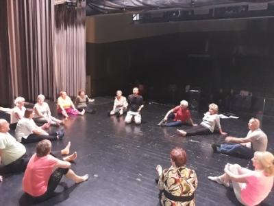 Terapia tańcem, czyli choreoterapia
