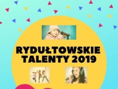 Rydułtowskie Talenty 2019