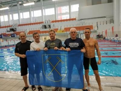 Zimowe Igrzyska Polski Masters w pływaniu Łódź